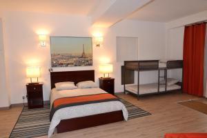Les Chambres Panda, Ubytování v soukromí  Saint-Aignan - big - 15