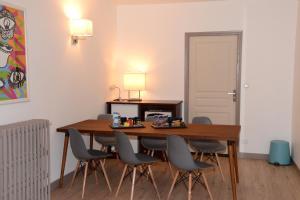 Les Chambres Panda, Priváty  Saint-Aignan - big - 14