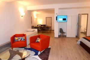Les Chambres Panda, Ubytování v soukromí  Saint-Aignan - big - 13