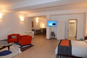 Les Chambres Panda, Ubytování v soukromí  Saint-Aignan - big - 12