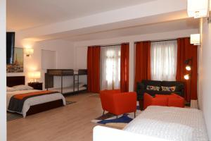 Les Chambres Panda, Ubytování v soukromí  Saint-Aignan - big - 2