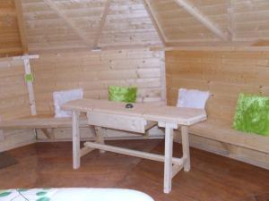 Anahata, Bed & Breakfast  Saint-Aubin-de-Lanquais - big - 7