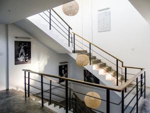 Villa Ballets Negres, Affittacamere  Whitehouse - big - 14