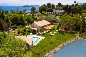 Villa Sea Side, Vily  Korfu - big - 33
