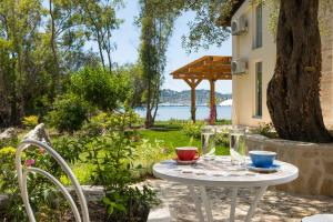 Villa Sea Side, Vily  Korfu - big - 26