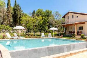 Villa Sea Side, Vily  Korfu - big - 39