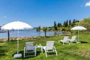 Villa Sea Side, Vily  Korfu - big - 42
