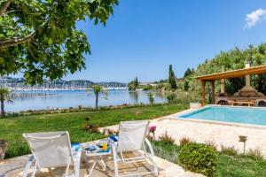 Villa Sea Side, Villen  Korfu Stadt - big - 21