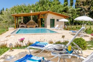 Villa Sea Side, Vily  Korfu - big - 10