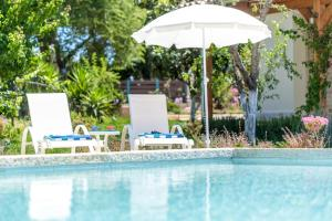 Villa Sea Side, Vily  Korfu - big - 5