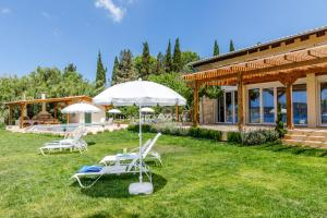 Villa Sea Side, Vily  Korfu - big - 3