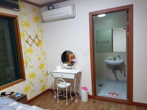 David Guesthouse, Pensionen  Jeju - big - 21