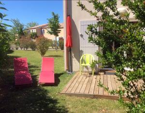 Soleilinvest, Dovolenkové domy  Aubignan - big - 15