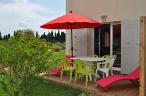 Soleilinvest, Dovolenkové domy  Aubignan - big - 17