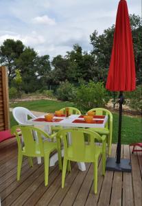 Soleilinvest, Dovolenkové domy  Aubignan - big - 29