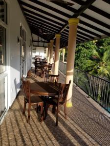Coral Palm Villa and Apartment, Apartments  Unawatuna - big - 42