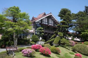 河口湖酒店