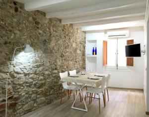 Modern loft in the historical town, Appartamenti  Tossa de Mar - big - 1