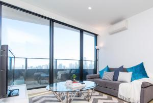 Domain Precinct Premium 2BD Apartment, Apartmány  Melbourne - big - 1