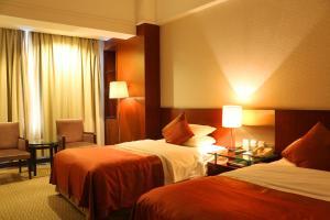 Jinling Jingyuan Plaza, Hotels  Nanjing - big - 6