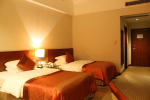 Jinling Jingyuan Plaza, Hotels  Nanjing - big - 7