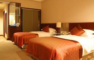 Jinling Jingyuan Plaza, Hotels  Nanjing - big - 10