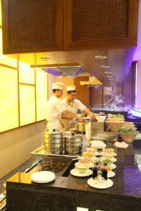 Jinling Jingyuan Plaza, Hotels  Nanjing - big - 22