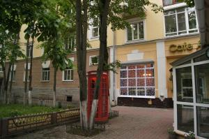 Apartment Oktyabrskaya 38