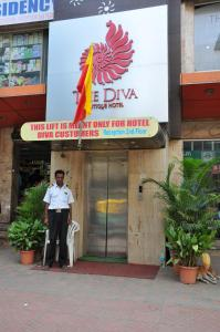 Hotel Diva Residency, Hotely  Bangalore - big - 23