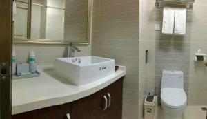 Weihai Haikuo Tiankong Seaview Inn, Appartamenti  Weihai - big - 5