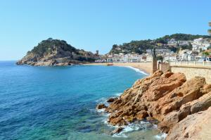 Modern loft in the historical town, Appartamenti  Tossa de Mar - big - 26