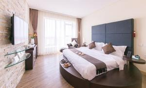 Estay ApartHotel Weihai Jinsha International, Aparthotely  Weihai - big - 3