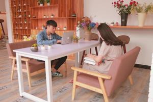 Dali U+ International Youth Hostel, Hostely  Dali - big - 121