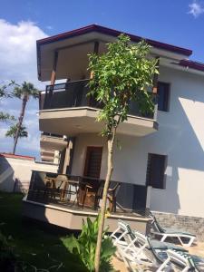 miray villas, Nyaralók  Boğazağzı - big - 32