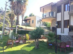 miray villas, Nyaralók  Boğazağzı - big - 33