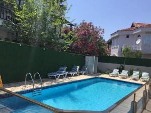miray villas, Nyaralók  Boğazağzı - big - 45