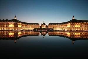 Bordeaux Locations - Mériadeck 3, Ferienwohnungen  Bordeaux - big - 8