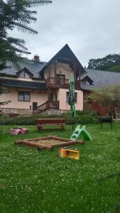 Apartmány Mondeková