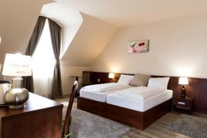 Vitis Hotel Villány, Szállodák  Villány - big - 8