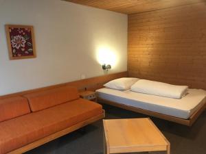 Hotel Sardona, Hotel  Elm - big - 12