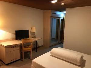 Hotel Sardona, Hotel  Elm - big - 27