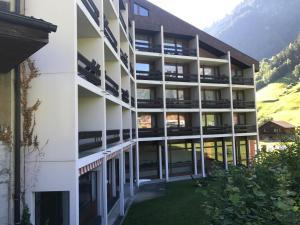 Hotel Sardona, Hotel  Elm - big - 74