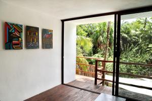 Residencia Gorila, Aparthotels  Tulum - big - 11