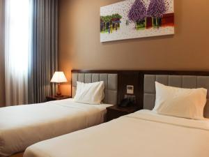 Adamo Hotel, Отели  Дананг - big - 25