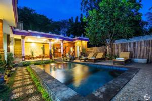 Kailash Garden Home Stay, Privatzimmer  Nusa Lembongan - big - 79