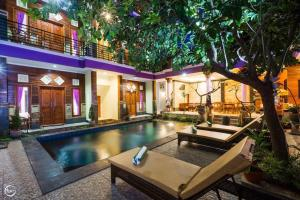 Kailash Garden Home Stay, Privatzimmer  Nusa Lembongan - big - 78