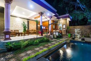 Kailash Garden Home Stay, Privatzimmer  Nusa Lembongan - big - 80