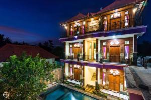 Kailash Garden Home Stay, Magánszállások  Lembongan - big - 76