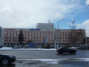 Отель Спутник - фото 2