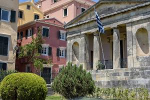Mon Repos Liston Suites, Apartments  Corfu Town - big - 13